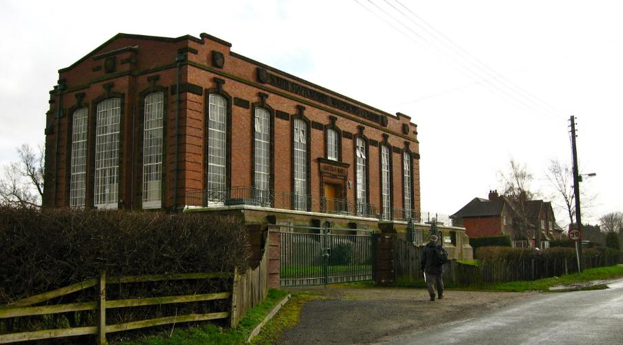 Littlehay Pump station