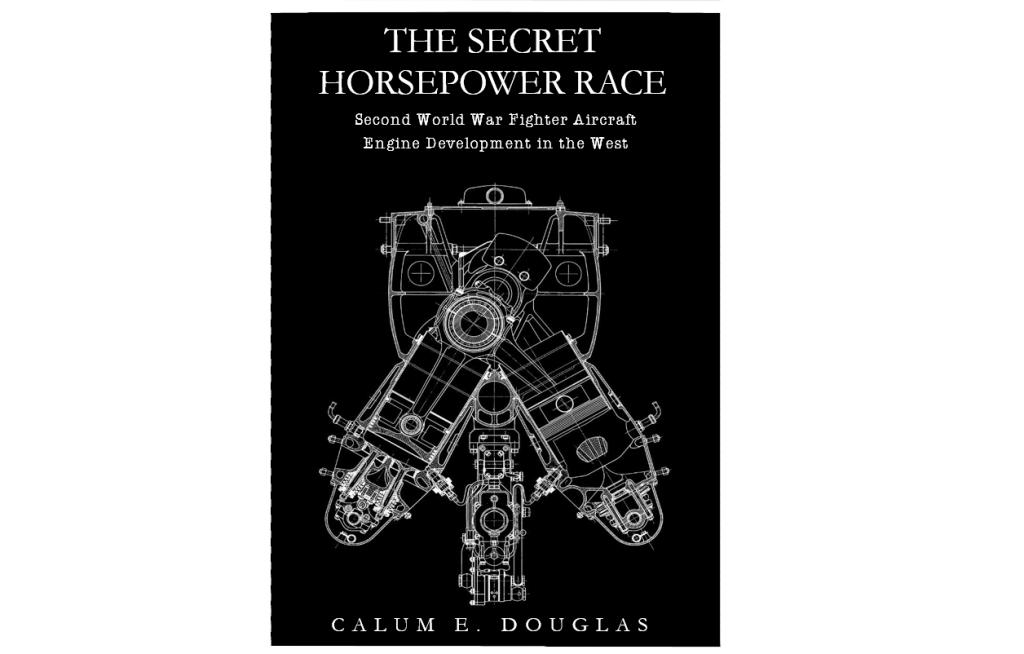 Current Book: The Secret Horsepower Race - Calum Douglas